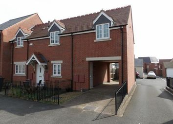 Thumbnail 2 bed maisonette for sale in Little Pasture Road, Birstall, Leicester, Leicestershire