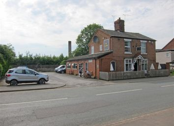 Thumbnail Pub/bar for sale in Cheshire CW5, Cheshire