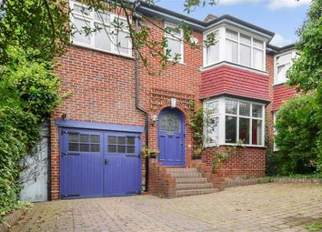 Thumbnail 4 bed semi-detached house for sale in Forest Approach, Woodford Green, Essex