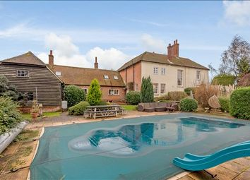 Thumbnail 6 bed detached house for sale in Alton Road, Odiham Hook