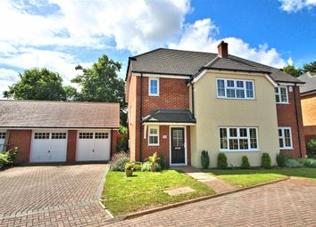 Thumbnail 4 bed detached house for sale in Middleway, Kempston Rural, Bedford