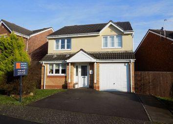 Thumbnail 4 bed detached house for sale in Bryn Henfaes, Broadlands, Bridgend.