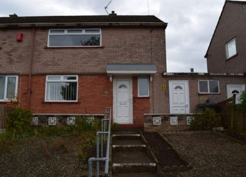 Thumbnail 2 bed terraced house to rent in Edgehill Road, Carlisle