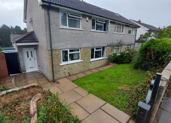Thumbnail 3 bed semi-detached house to rent in Penmaen Walk, Michaelston-Super-Ely, Cardiff