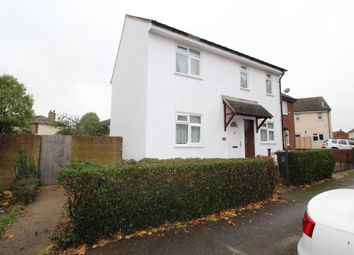 Thumbnail 3 bed semi-detached house for sale in Langholm Road, Ashford