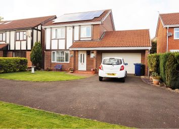 Thumbnail 4 bedroom detached house for sale in Brownlow Close, Victoria Glade, Newcastle