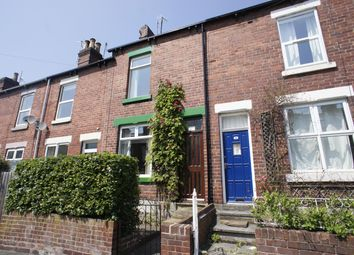 Thumbnail 3 bedroom terraced house for sale in Upper Valley Road, Meersbrook, Sheffield