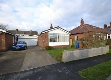 Thumbnail 2 bed semi-detached bungalow to rent in Shaftesbury Avenue, Hornsea, East Yorkshire