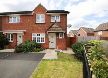 Thumbnail 3 bed terraced house for sale in Wood Street, Newtown, Wigan