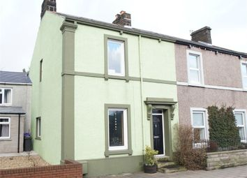 Thumbnail 2 bed end terrace house for sale in Queen Street, Aspatria, Wigton, Cumbria