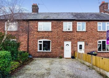 Thumbnail 3 bed terraced house for sale in Kingsley Road, Chester