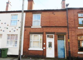 Thumbnail 3 bed terraced house for sale in Whitmore Street, Walsall