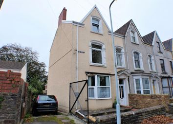 Thumbnail 6 bedroom end terrace house for sale in The Grove, Uplands, Swansea