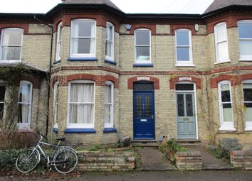 Thumbnail 3 bed terraced house to rent in Humberstone Road, Cambridge