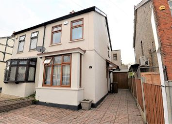 Thumbnail 3 bed semi-detached house for sale in Marlborough Road, Romford, Essex