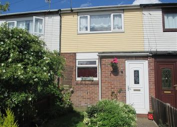 Thumbnail 3 bed town house for sale in Smeath Road, Underwood, Nottingham