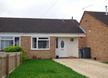 Thumbnail 1 bed bungalow to rent in Fieldcourt Gardens, Quedgeley, Gloucester
