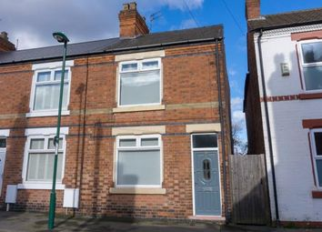 Thumbnail 2 bed end terrace house for sale in Staples Street, Nottingham