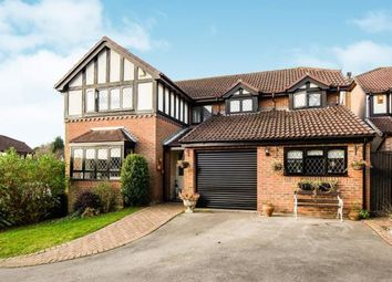 Thumbnail 4 bed detached house for sale in Sycamore Close, Heathfield, East Sussex, United Kingdom