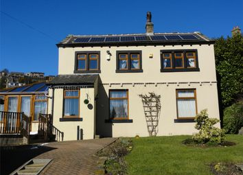 Thumbnail 4 bed detached house for sale in 32 Slades Road, Bolster Moor, Huddersfield