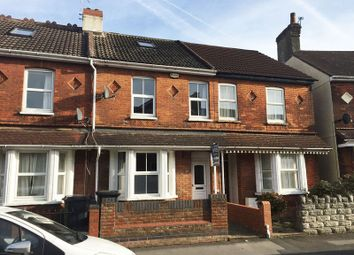 Thumbnail 4 bedroom terraced house to rent in Hunt Street, Swindon