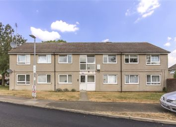 Thumbnail 3 bed flat for sale in Beech Crescent, Wheathampstead, Hertfordshire