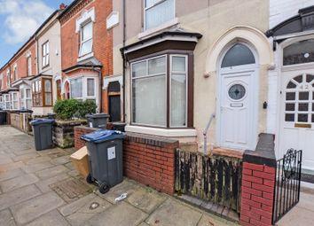 Thumbnail 3 bed terraced house for sale in Ettington Road, Aston, Birmingham