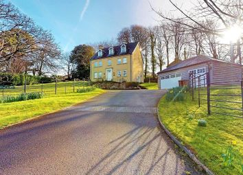 Thumbnail 5 bedroom detached house for sale in Conqueror Drive, Plymouth, Devon
