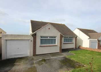 Thumbnail 2 bed detached bungalow for sale in Haytor Drive, Newton Abbot