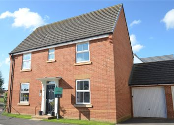Thumbnail 3 bed detached house for sale in Swallow Way, Cullompton, Devon