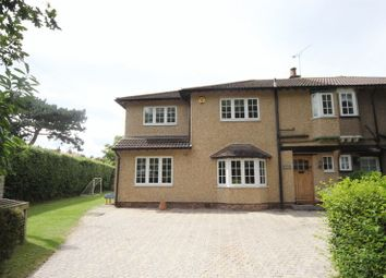 Thumbnail 4 bed semi-detached house for sale in Street Hey Lane, Willaston, Wirral