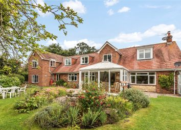 Thumbnail 4 bed detached house for sale in Hine Town Lane, Shillingstone, Blandford Forum, Dorset