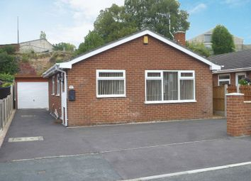 Thumbnail 2 bed semi-detached bungalow to rent in Chelmorton Drive, Lightwood, Stoke-On-Trent, Staffordshire