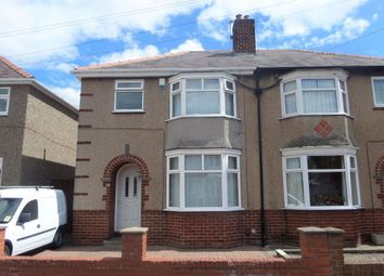 Thumbnail 2 bed semi-detached house to rent in Teal Road, Darlington