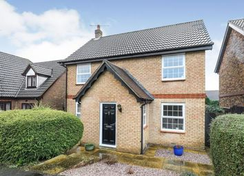 Thumbnail 3 bed detached house for sale in Harper Drive, Maidenbower, West Sussex