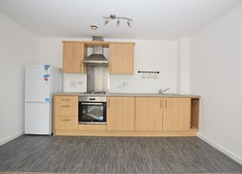 Thumbnail 2 bed flat to rent in Hartley Court, Lock 38, Cliffe Vale