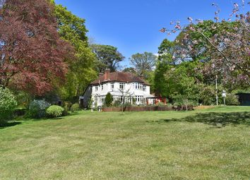 Thumbnail 4 bed detached house for sale in Southampton Road, Boldre, Lymington