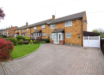 Thumbnail 3 bedroom end terrace house for sale in Beechfield, Kings Langley