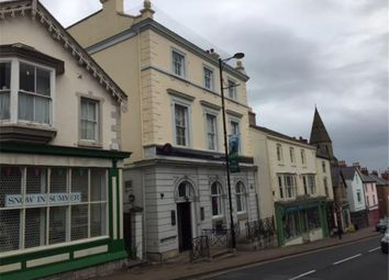 Thumbnail Commercial property for sale in 35, Vale Street, Denbigh, Clwyd