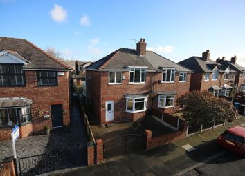 Thumbnail 3 bed semi-detached house for sale in Devon Road, Cadishead, Manchester