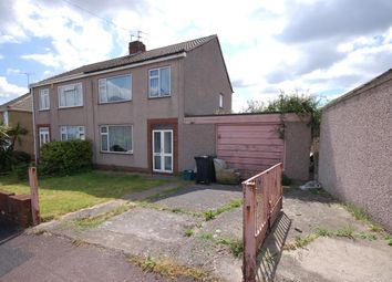 Thumbnail 3 bed semi-detached house for sale in Willis Road, Kingswod, Bristol