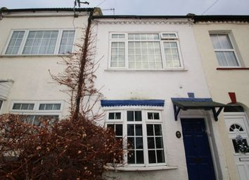 Thumbnail 2 bedroom terraced house to rent in Alfred Road, London