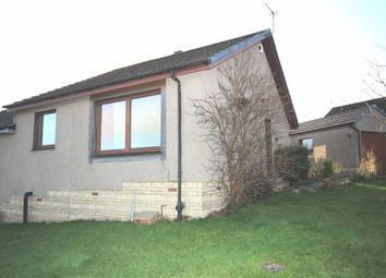 Thumbnail 2 bed semi-detached bungalow for sale in 93, Hogarth Drive, Cupar, Fife