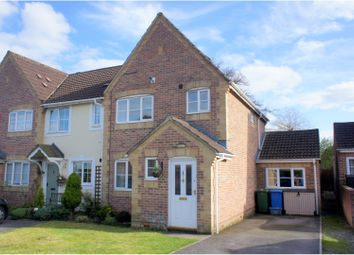 Thumbnail 3 bed end terrace house for sale in St. Christophers Close, Aldershot