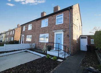 Thumbnail 3 bed semi-detached house for sale in Chevrons Rd, Shotton, Deeside, Flintshire