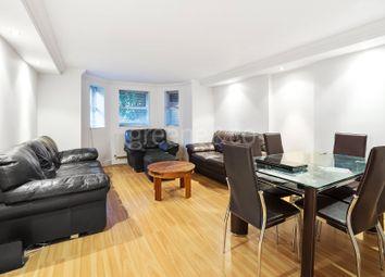 Thumbnail 3 bed flat to rent in Fairhazel Mansions, 14 Fairhazel Gardens, South Hampstead, London