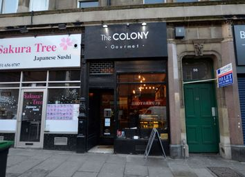 Thumbnail Commercial property for sale in Home Street, Tollcross, Edinburgh