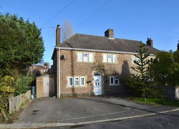 Thumbnail 3 bed semi-detached house for sale in Lion Mead, Haslemere