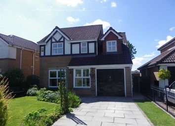 Thumbnail 4 bed detached house to rent in Redwood Drive, Longridge, Preston