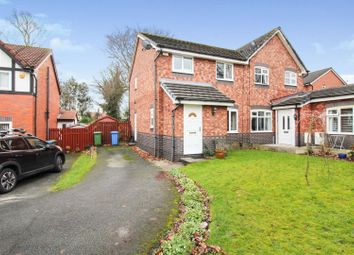 3 bed semi-detached house for sale in Swan Crescent, Liverpool L15